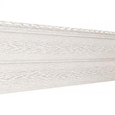 Виниловый сайдинг Ю-Пласт Тимберблок Ясень (Беленый), 3,4м
