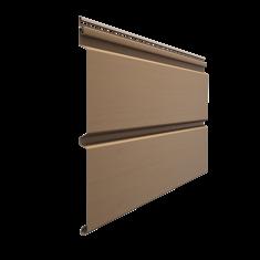 Виниловый сайдинг Docke Premium D6S (Капучино), 3,6м