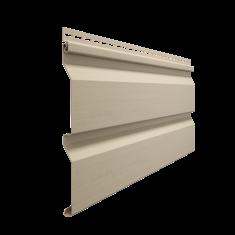 Виниловый сайдинг Docke Standard D4D (Крем-брюле), 3,0м