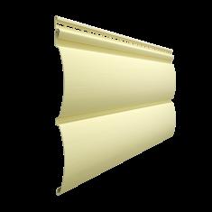 Виниловый сайдинг Docke Premium D4.7T (Лимон), 3,6м