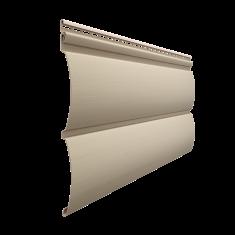 Виниловый сайдинг Docke Premium D4.7T (Крем-брюле), 3,6м