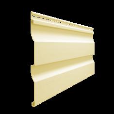Виниловый сайдинг Docke Premium D4.5D (Банан), 3,6м