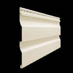 Виниловый сайдинг Docke Premium D4.5D (Сливки), 3,6м