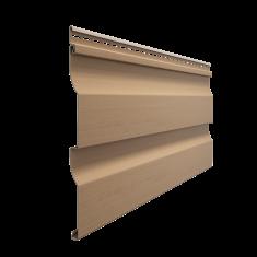 Виниловый сайдинг Docke Premium D4.5D (Капучино), 3,6м