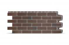 Фасадная панель Docke BERG (Коричневый)