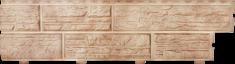 Формованый сайдинг Альта-Профиль Альта-Форм Сланцевая порода (Бежевый), 3,00м
