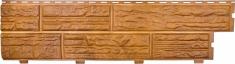 Формованый сайдинг Альта-Профиль Альта-Форм Сланцевая порода (Золотистый), 3,00м