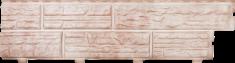 Формованый сайдинг Альта-Профиль Альта-Форм Сланцевая порода (Кремовый), 3,00м