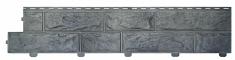 Формованый сайдинг Альта-Профиль Альта-Форм Вулканический камень (Хромит), 3,00м