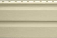 Виниловый сайдинг Альта-Профиль Альта-Классика (Кремовый), 3,66м