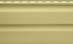 Виниловый сайдинг Альта-Профиль Альта-Классика (Лимонный), 3,66м