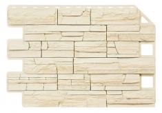 Фасадная панель «ROYAL STONE» Скалистый  камень  Оттава