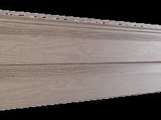 Виниловый сайдинг Ю-Пласт Тимберблок Кедр (Натуральный), 3,05м