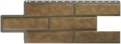 Фасадная панель Альта-Профиль Камень Венецианский (Бежевый)