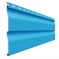 Виниловый сайдинг Доломит Классический (Голубой), 3,66м