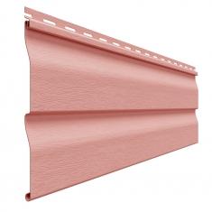 Виниловый сайдинг Доломит Классический (Розовый), 3,66м