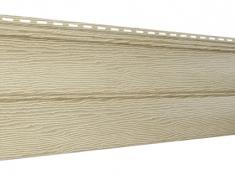 Виниловый сайдинг Ю-Пласт Тимберблок Дуб (Золотой), 3,4м