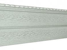 Виниловый сайдинг Ю-Пласт Тимберблок Ясень (Прованс зелёный), 3,4м