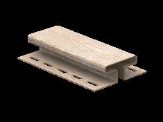 H-планка Ю-Пласт Timberblock Дуб (Натуральный), 3м