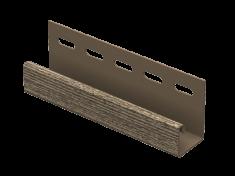 J-планка Ю-Пласт Timberblock Ель (Альпийская), 3м