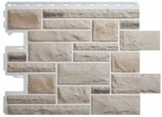Фасадная панель Альта-Профиль Камень Пражский (цвет 01)