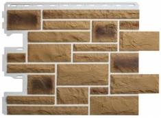 Фасадная панель Альта-Профиль Камень Пражский (цвет 02)