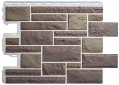 Фасадная панель Альта-Профиль Камень Пражский (цвет 03)