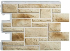 Фасадная панель Альта-Профиль Камень Пражский (цвет 04)