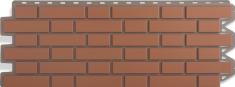 Фасадная панель Альта-Профиль Кирпич Клинкерный (Красный)
