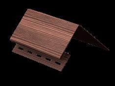 Околооконная планка Ю-Пласт Тимберблок Дуб (Мореный), 3м