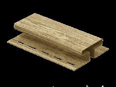H-планка Ю-Пласт Timberblock Ель (Балтийская), 3м