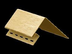 Околооконная планка Ю-Пласт Тимберблок Дуб (Золотистый), 3м