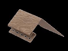 Околооконная планка Ю-Пласт Тимберблок Кедр (Натуральный), 3м