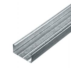 Профиль оцинкованный 60x27мм, 3м (толщина 0,5мм)