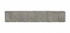 Фасадная панель Grand Line ЯФАСАД Сибирская дранка (Железо), 1,65м
