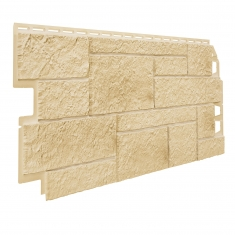 Фасадная панель VOX Solid Sandstone (Cream), 1,12 м