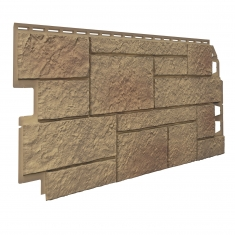 Фасадная панель VOX Solid Sandstone (Light Brown), 1,12 м
