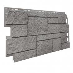 Фасадная панель VOX Solid Sandstone (Light Grey), 1,12 м