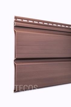 Акриловый сайдинг Tecos Natural wood effect Вагонка (Канадский дуб), 3,66м
