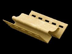 Внутренний угол Ю-Пласт Тимберблок Дуб (Золотистый), 3м