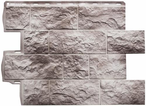 Фасадная панель Альта-Профиль Туф (Исландский)