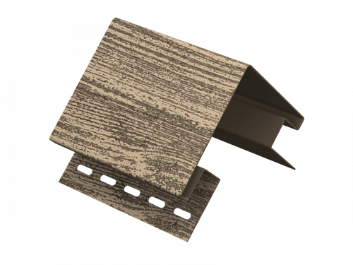 Наружный угол Ю-Пласт Тимберблок Ель (Альпийская), 3м