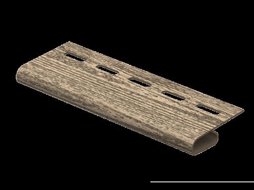 Завершающая планка Ю-Пласт Тимберблок Ель (Альпийская), 3м