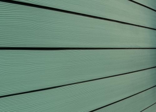 Вспененный сайдинг Альта-Профиль Альта-Борд Стандарт (Зеленый), 3,0м